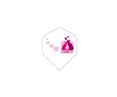 ダーツフライト【プロ】インディーズシリーズ LOVECAT