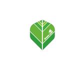 ダーツフライト【プロ】インディーズシリーズ Green Leaf
