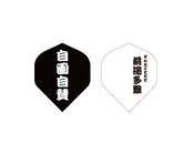 ダーツフライト【プロ】インディーズシリーズ 自画自賛