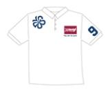 ダーツアパレル【3GGC】 (NO.3 ホワイト) シャツ