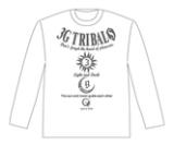 ダーツアパレル【3GGC】 (Light and Dark ホワイト) ロングシャツ