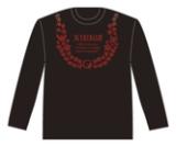 ダーツアパレル【3GGC】 (TRIBALS SURF ブラック) ロングシャツ