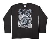 ダーツアパレル【3GGC】GA-03(Pineapple チャコール) ロングシャツ