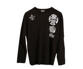 ダーツアパレル【3GGC】MT-09(Cross Fire-2 ブラック) ロングスリーブTシャツ