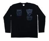 ダーツアパレル【3GGC】MT-17(Field of God ブラック) ロングスリーブTシャツ
