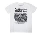 ダーツアパレル【3GGC】3GMS GMS-01 ホワイト Tシャツ