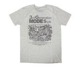ダーツアパレル【3GGC】3GMS GMS-02 オートミール Tシャツ