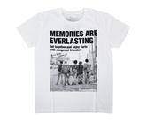 ダーツアパレル【3GGC】Friends GMS-09 ホワイト Tシャツ