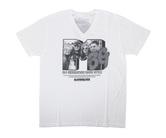 ダーツアパレル【3GGC】M-3G GMS-16 ホワイト VネックTシャツ