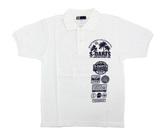 ダーツアパレル【3GGC×エスダーツ】1 (ホワイト×ネイビー) シャツ