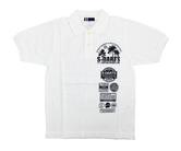 ダーツアパレル【3GGC×エスダーツ】11 (ホワイト×グレー) シャツ