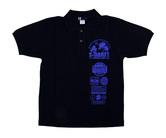 ダーツアパレル【3GGC×エスダーツ】31 (ネイビー×ブルー) シャツ