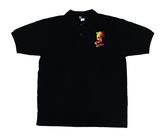 ダーツアパレル【3GGC×エスダーツ】 マーメイド (ブラック×カラフル) シャツ