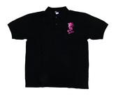 ダーツアパレル【3GGC×エスダーツ】 マーメイド (ブラック×ピンク) シャツ