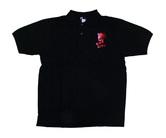 ダーツアパレル【3GGC×エスダーツ】 マーメイド (ブラック×レッド) シャツ
