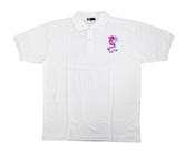 ダーツアパレル【3GGC×エスダーツ】 マーメイド (ホワイト×トロピカル) シャツ