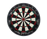 ダーツボード【ダイナスティー】エンブレムキング Type-N JSFDオフィシャル ナチュラル