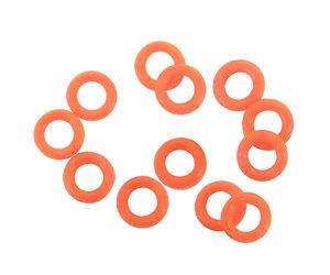 ダーツ雑貨【ターゲット】O-リング オレンジ