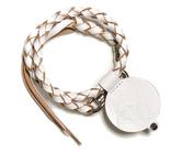 ダーツ雑貨【ジャコ】Key Wallet Rope WHITE